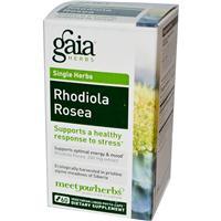 Gaia Herbs, Rhodiola Rosea