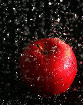 rain-apple