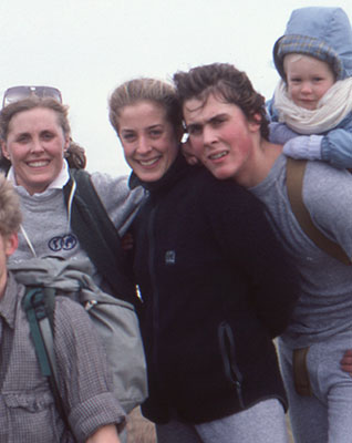 Leslie kenton family