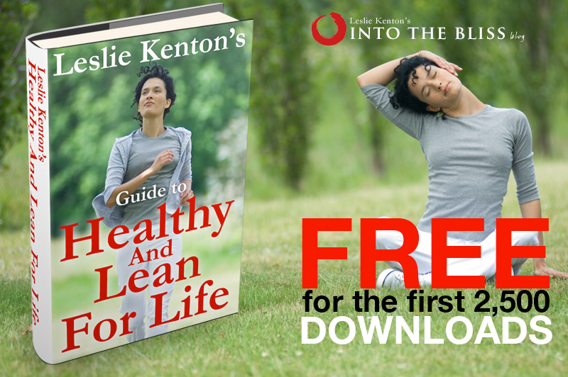 My New Book, Healthy And Lean For Life Is FREE - Please tell me more about what you want
