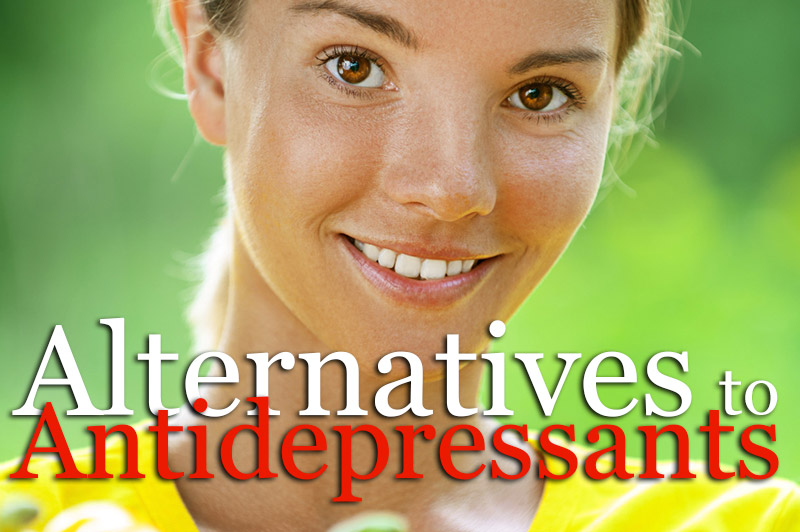 Natural Mood Helpers For Stress, anxiety And Depression. Alternatives to Antidepressants