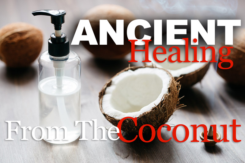 Oil Pulling - Ancient Healing From The Coconut