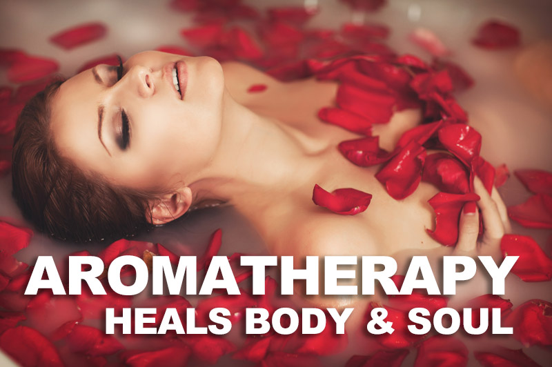 Sacred Truth Ep. 46: Aromatherapy Heals Body & Soul