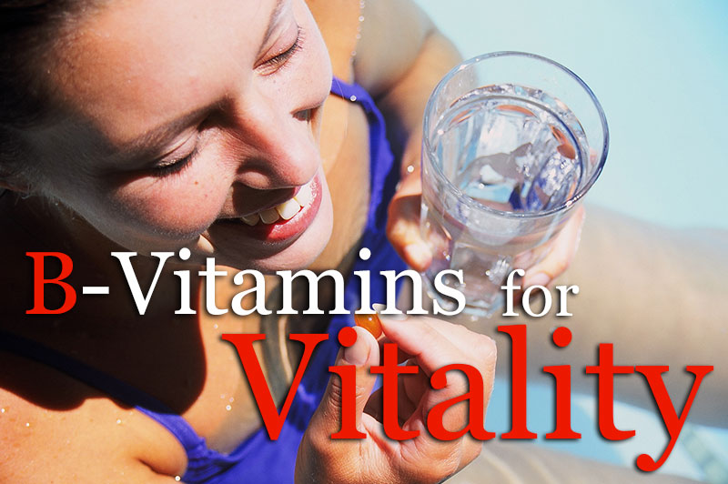 Food State B-Vitamins For Vitality