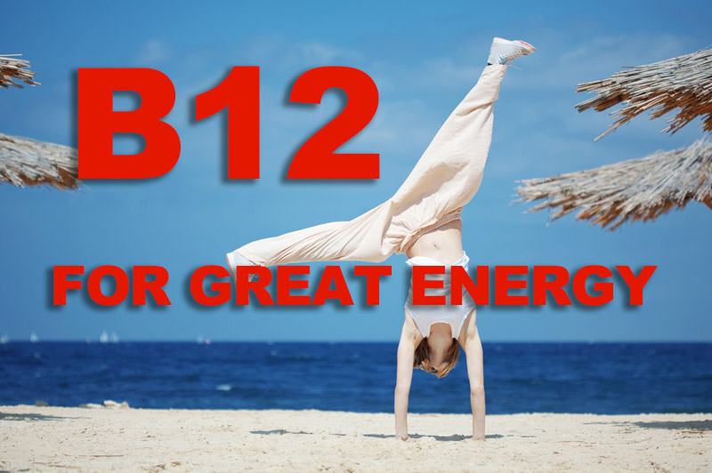 Sacred Truth Ep. 55: Vitamin B12 For Great Energy