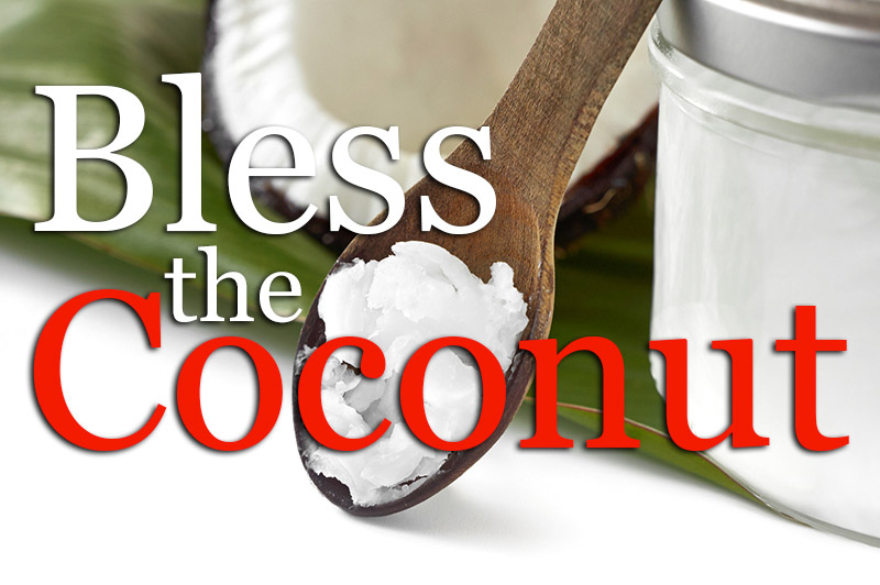 Bless The Coconut