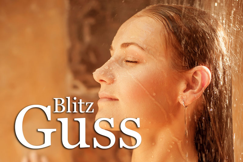 Blitz Guss For Energy And Good Looks