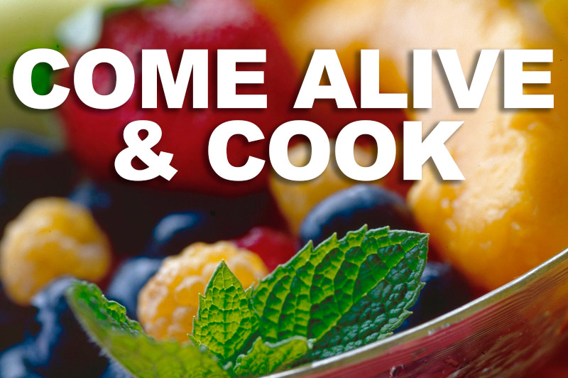 Sacred Truth Ep. 65: Come Alive & Cook