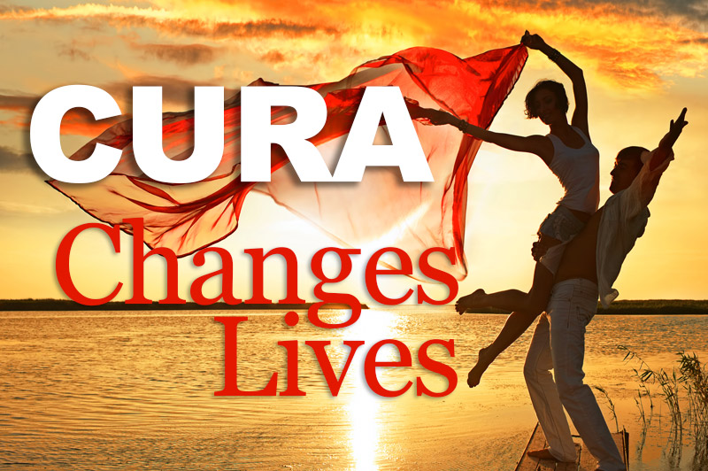Cura Changes Lives - Safe Natural Weight Loss