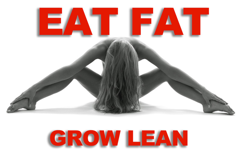 Truth About Weight Loss  Eat Fat Grow Lean