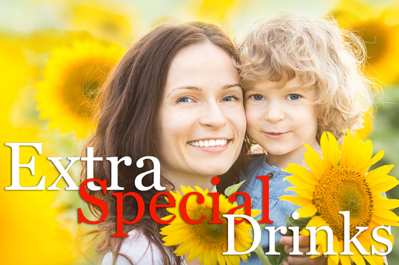 Extra Special Drinks