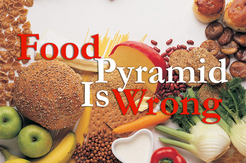 why the food pyramid is wrong? How really to Eat Healthy