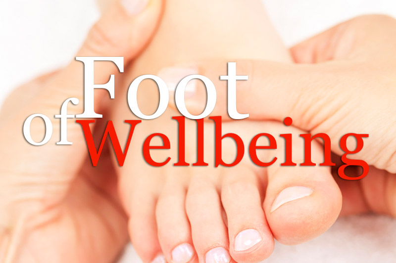 Foot Of Wellbeing
