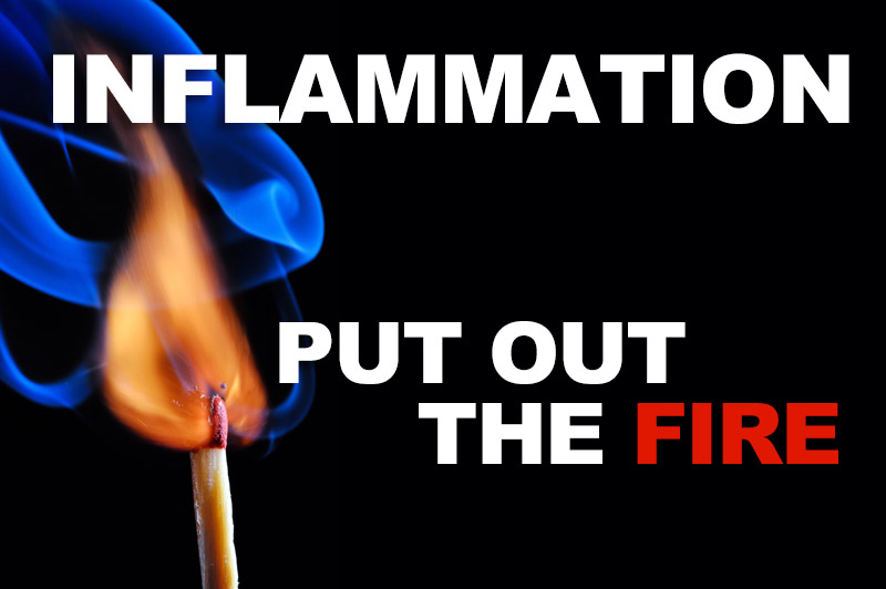 Sacred Truth Ep. 49: Inflammation—Put Out the Fire