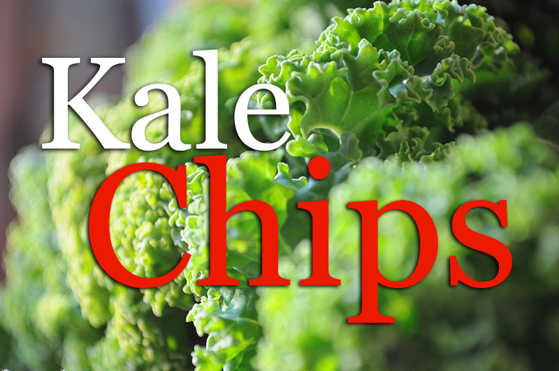 Green Vegetables Are Powerful Healers - The Magic Of Kale Chips