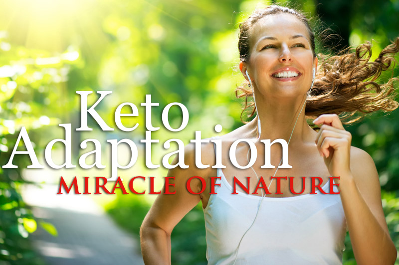 Keto-Adaptation Miracle Of Nature