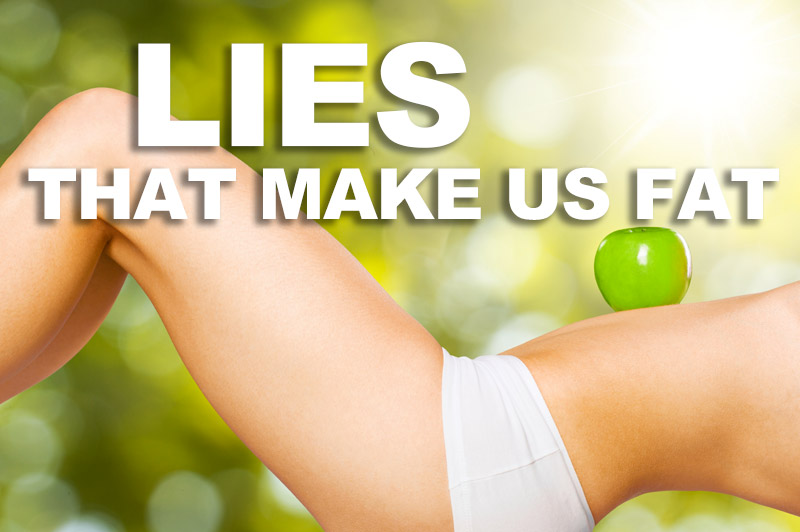 The healthy diets and the Lies, Damn Lies And Statistics That Make us Fat