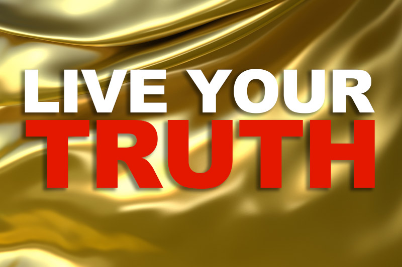Sacred Truth Ep. 54: Live Your Truth
