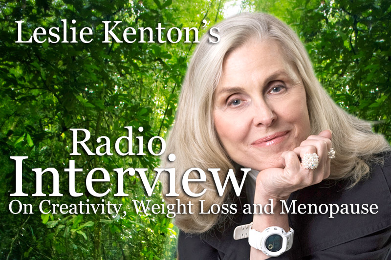 Leslie Kenton's Radio Interview On Bias Magazine.