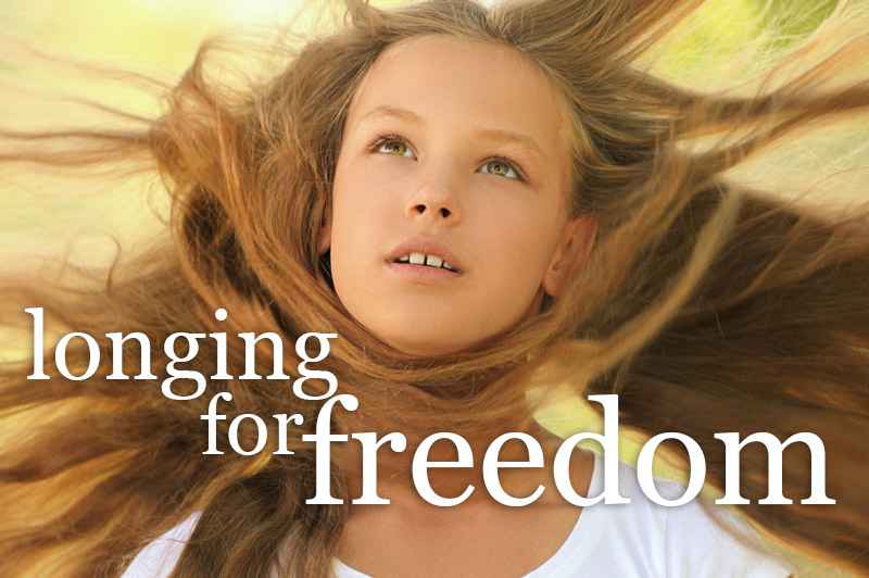 Longing For Freedom