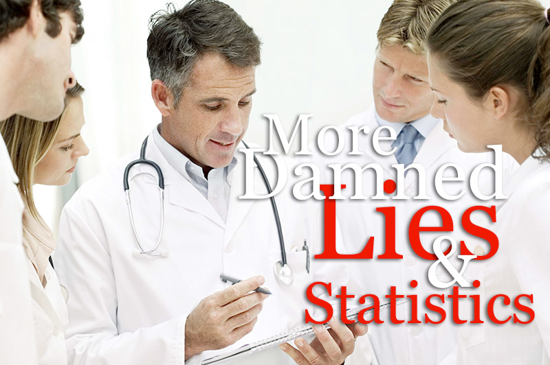 More Lies, Damned Lies And Statistics About Weight Loss