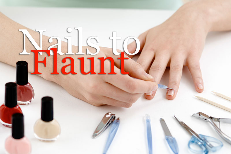 Nails To Flaunt