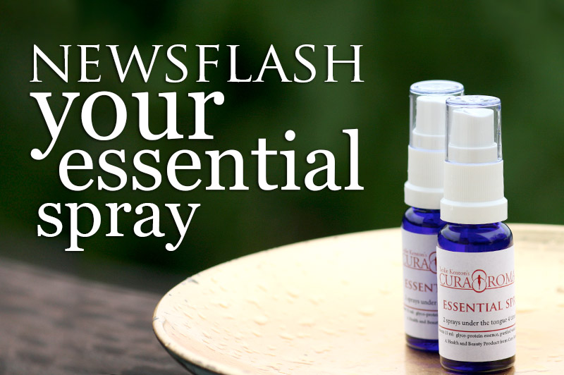 NewsFlash: Your Essential Spray