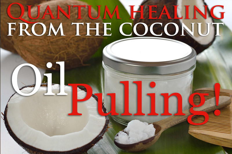 Oil Pulling? Support the health of the immune system using Coconut Oil