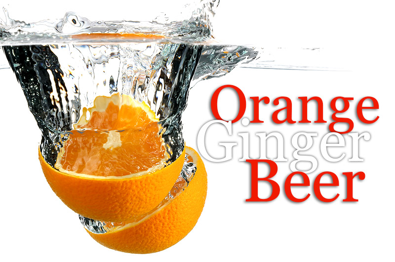 Orange Ginger Beer Recipe
