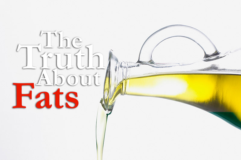 Good Fats and Bad Fats - The Truth About Fats