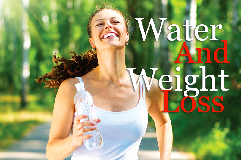 water and weight loss - Tap Into Water Power