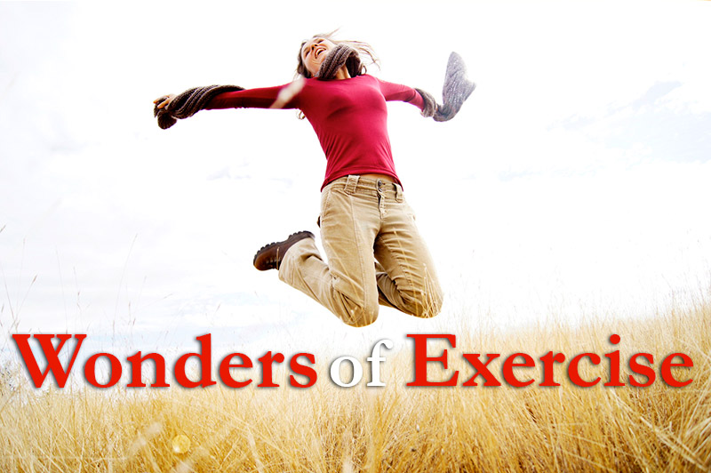 The Wonders Of Exercise