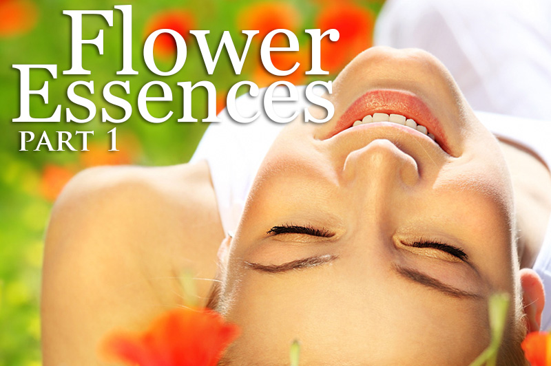 Flower Essences Part One