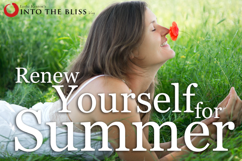 Renew Yourself For Summer