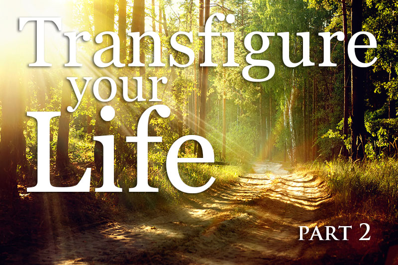 Transfigure Your Life - Part 2